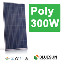 Best supplier hot sale 300W poly panels solar in china