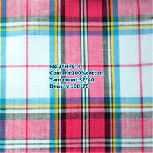 China fabric 32*40 yarn count raw material