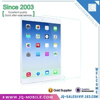 Manufacturer supply Mobile Screen Guard tempered glass For iPad Air 2 iPad 6