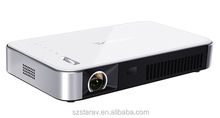 HD 3d led android Wifi projector native 1280*800 support 1080P with built-in hdmi input SLPM