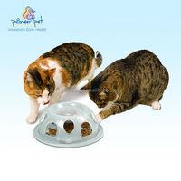 Anti Choke Pet Dog Cat Feeding Feed Food Bowl Puppy Slow Down Eating Feeder Dish