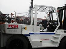 TCM 15 ton diesel fork lift for sale, Japan origin