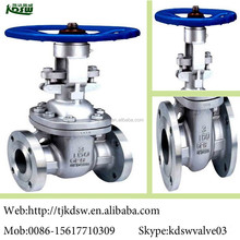 chain wheel gate valve with best quality
