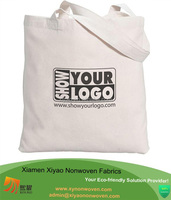 Heavy duty cotton bag canvas tote bags