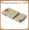 Premium wood phone case 2 in 1 style, Promotional Natural Wooden Cell Phone Case for Samsung galaxy note 3