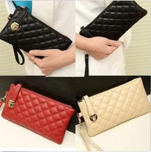 New Arrival Brand Name 2015 Red Color Business Women Handbag PU Bag,Woman Handbag