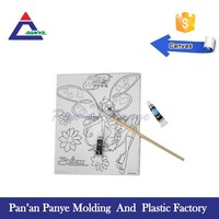 Free sample made in china acrylic landscape paintings on canvas bulk art supplies