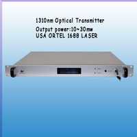 Ethernet pdh multiplexer Single mode Dual Fiber 20km 19 Inch Rack fiber optic transmitter
