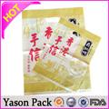 Yason bloco de gelo para camping sacos de ações com cinco cores t-shirt saco casa