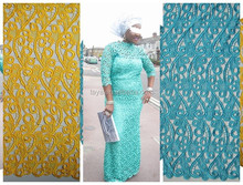 cheaper! more discount african newest activity guipure lace fabric for party