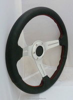 Neo Chrome and Oxidize Craftsmanship Matte finish racing luxury steering wheel