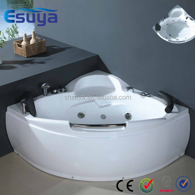 European Style Bathroom Used Cheap Double Whirlpool