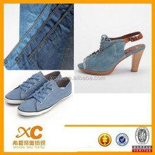 cheap cost of shoe heel denim
