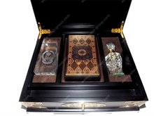 High End Wooden Elegant Box for Sharjah Police VIP Gift Supplier in Dubai UAE