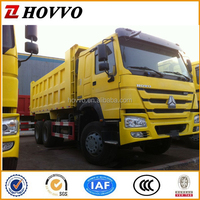 Dump Lorry for Sand Transportation Lorry Export to Ethiopia Market