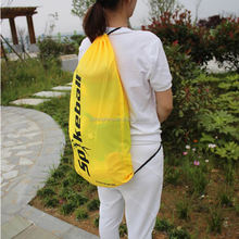 ployster bag/ 2014 new style and fashion polyester tote bag/ eco friendly polyester drawstring bag