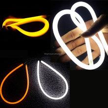Hot sale drl light anti-uv tube Universal led daytime running light for Hyundai
