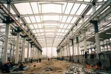 China Olympic Hall supplier help you design steel structure workshop