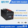 stable device 8 ports gsm modem programmable for recharge