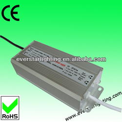 60W waterproof electronic led driver