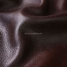 Breathable sofa leather 100% pu leather for sofa