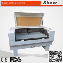mini 60W CO2 laser tube engraving machine