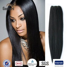 Wholesale Good quality unprocessed virgin brazilian hair extension