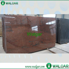China Natural mulcolor red kashmir cream granite For lobby