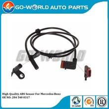 NEW!! For MERCEDES C-KLASSE W204 C204 S204 Coupe ABS Sensor OE NO: 204 540 0317