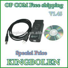 Hot Selling OP-COM for Opel Code reader Scanner OPCOM Opel Diagnostic tool OPEL COM