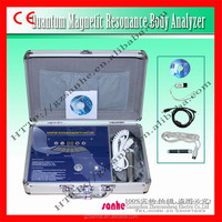 quantum magnetic analysis machine, quantum body analyzer machine scanner