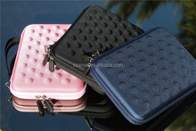 High Quality EVA-Molded Bubbles Shell Tablet Carrying Case (Black) for Samsung Galaxy with Cheapest Price