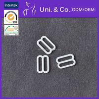 removable OEM service nylon coated bra adjustable sliders