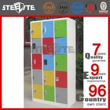 Cheap used foot locker storage lockers with combination locks for lockers