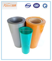 for capsule pvc/pvdc clear hard plastic sheets
