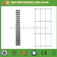 14 Gauge 2''*4'' Welded Steel Hot Dip Galvanized Utility Fence for American Market Manufacture In China