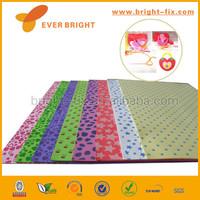 New design printed eva foamy/printing eva