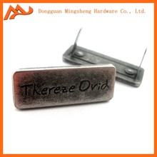 Best Selling Custom Logo Printed Metal Foldable Bag Hanger Hook
