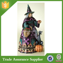 Jinhuoba Supplier Resin Wholesale Halloween Skull