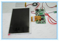 "2.4"" 4.3,5,7,10.1inch TFT LCD screen"