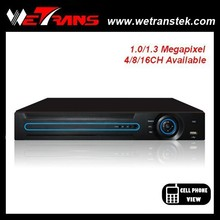 2015 hot sale home security 720P real time AHD 4ch dvr