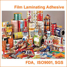 Flexible packaging laminating adhesive