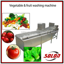 Water Saving Air Bubble vegetable washer/fruit and vegetable washer
