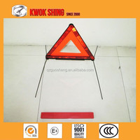 CCC CE TS16949 Certificated Reflect Triangle Accident Warning Signs