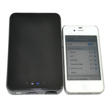 2014 Hotselling WiFi USB 3.0 Wireless External Hard Drive Disk for Smartphone