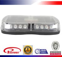 12v magnetic led flashing car roof light