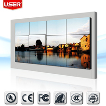 Best lcd video wall price for lcd video wall system HDMI/DVI/VGA/AV/YPBPR