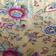 Digital print silk fabric wholesale silk chiffon fabric pure natural silk fabric