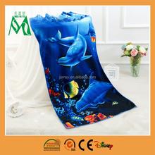 popular design microfiber compressed beach towel