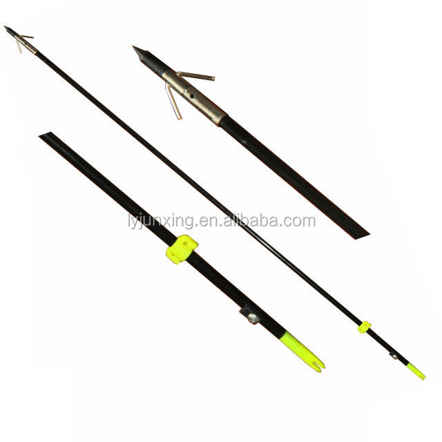 Fiberglass bowfishing arrows buy bowfishing arrows for Crossbow fishing bolts